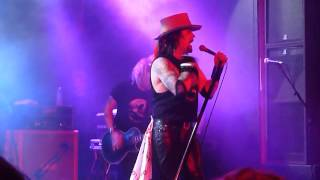 Adam Ant - Beat My Guest - Live Manchester 17/04/15
