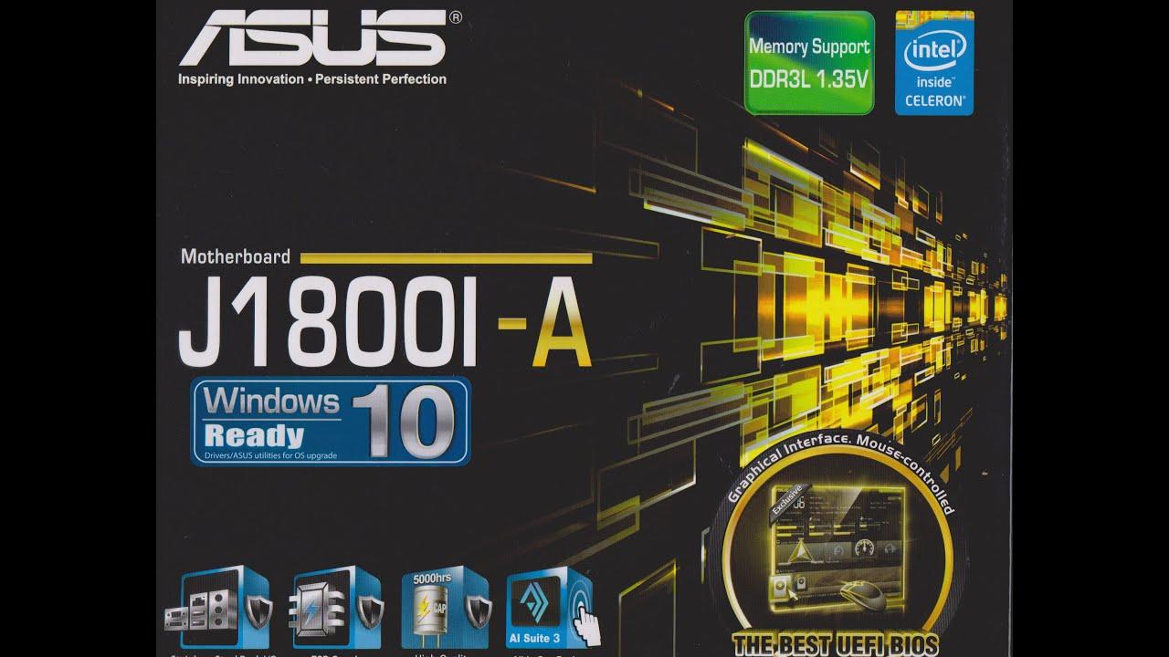 ASUS J1800I-A INTEL USB 3.0 TREIBER HERUNTERLADEN