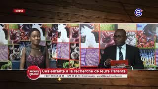 REGARD SOCIAL(CES ENFANTS À LA RECHERCHE DE LEURS PARENTS)DU JEUDI 05 DECEMBRE 2019 - ÉQUINOXE TV