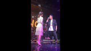 Nếu ta còn yêu nhau - Ưng hoàng PHúc ft PHạm Quỳnh Anh tại Swing 21/10/2018