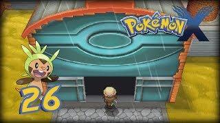 Pokémon X - Cap.26 ¡La fábrica de PokéBalls!
