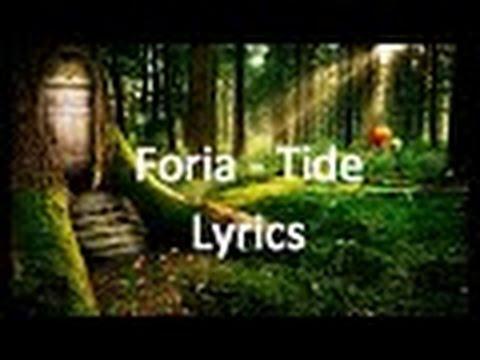 Foria - Tide Lyrics(Updated)