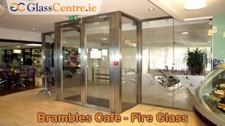 Glass Centre Dublin Gallery - Glass, Mirrors, Fire Glass