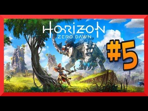 Horizon Zero Dawn #5 Total kaos!!
