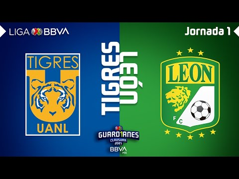 U.A.N.L. Tigres Club Leon Goals And Highlights