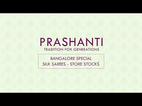 Bangalore store video - 21 Nov