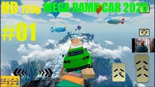 MEGA RAMP CAR 2020 MOSTRE SUA ABILIDADE EM RAMPAS E TUNES #01