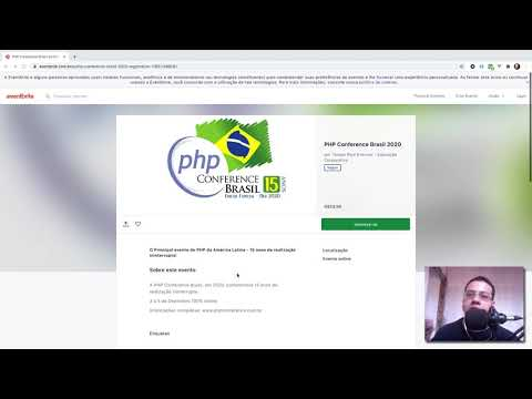 Vídeo no Youtube: [Sorteio]  - 3 Vouchers PHP Conference Brasil #php #conferences