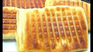 Lanche sem forno pronto em 3 minutos – Super prático e delicioso