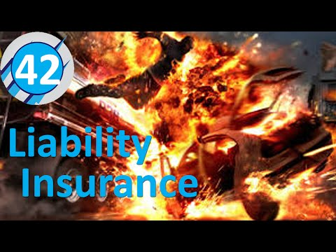 42: Liability Insurance (Vernon Clifton)