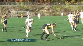 Acton Boxborough Field Hockey at Needham 11/5/16