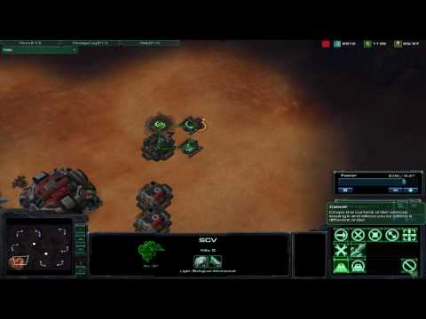 StarCraft 2 Strategies - Base Management and Worker Micro Tips (HD)