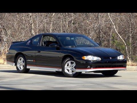 136162 / 2002 Chevrolet Monte Carlo SS Signature Edition