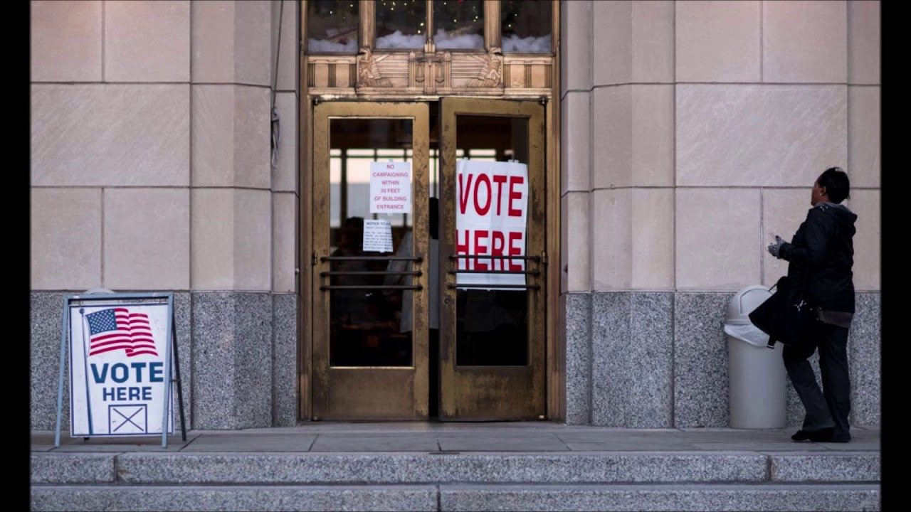 Critics Say New Bill Looks To Bolster Voting Suppression In Tennessee