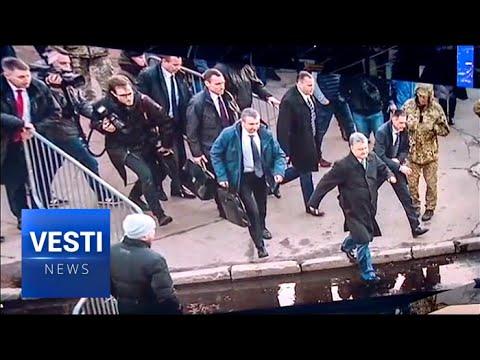 Ukraine: Poroshenko's Mafia Clan in Hot Water Over Stolen Church, Defense Budget Funds!