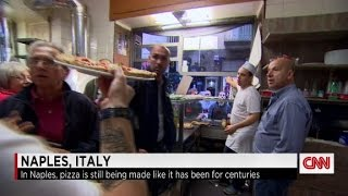 Holly Firfer takes us to the birthplace of pizza