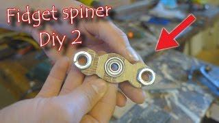 Hur man gör en  Fidget spinner  Del 2