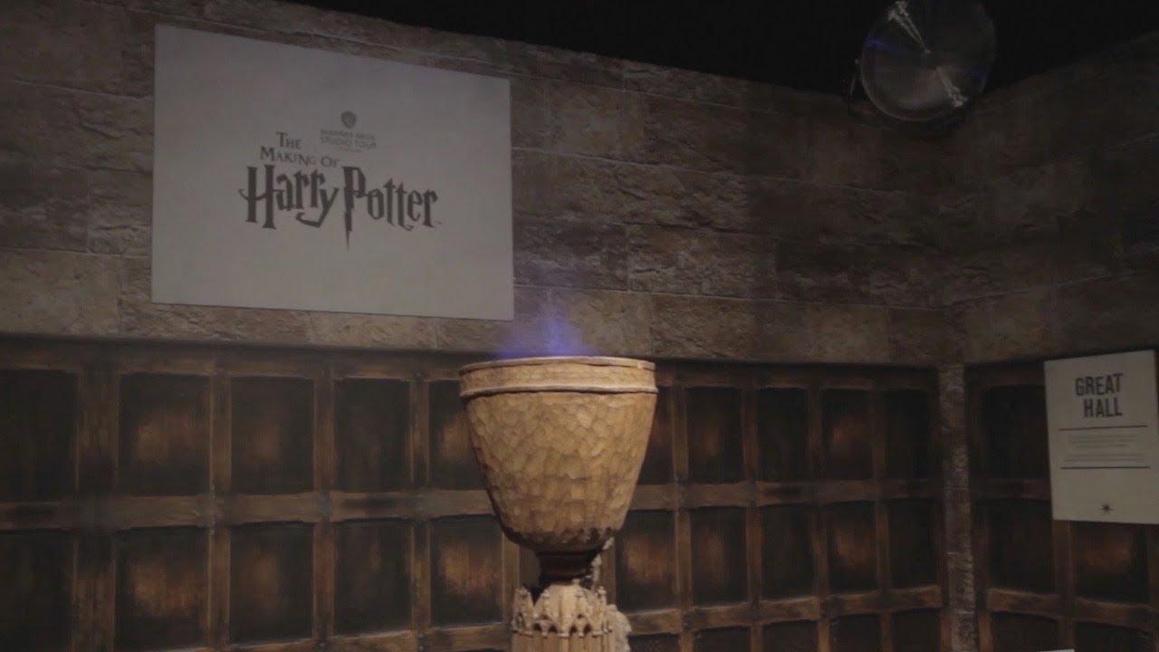 Harry Potter Expo At Soundstage 33, A Celebration Of Harry Potter 2018,  Universal Orlando Resort