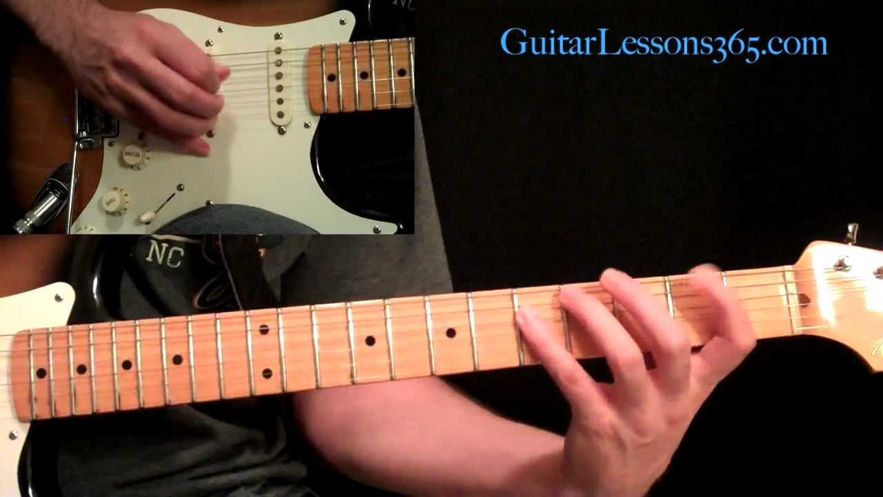 how to play michael jackson beat it on guitar