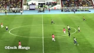 Piala FA 2017, Suku Akhir Pertama, Pahang 3 - 1 JDT