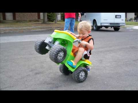 Suped Up Power Wheels YouTube - Suped up