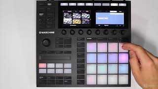 Maschine Mk3 101: Absolute Beginner's Guide - 4. Using Maschine's Browser