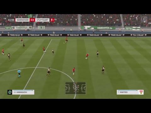 Fifa 19 Livestream Bundesliga Hannover 96 - VfB Stuttgart