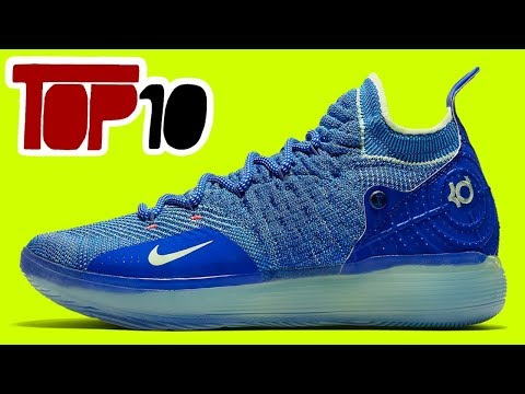 Top 10 Upcoming Nike Shoes Of June 2018