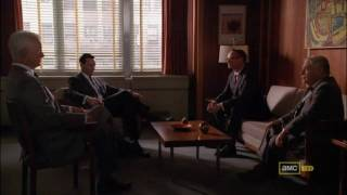 Mad Men: Shut the Door. Have a Seat (We Gotta Get Out of this Place)