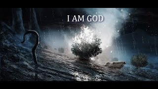 I Am God Jesus Christ In The Flesh The God Of Gods & King Of Kings