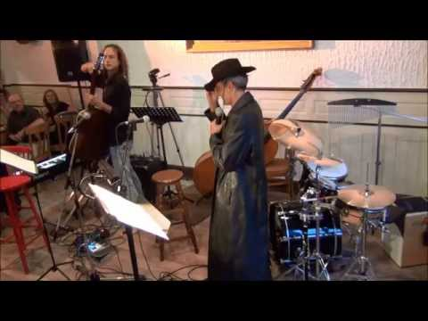 i was born under a wandering star - lee marvin cover - Linde Buchsal 07/2015