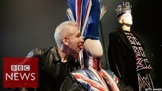 How Gaultier chooses his models - HARDtalk - BBC News