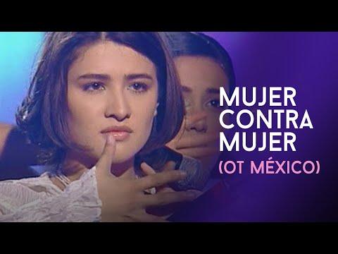 Darina - Mujer Contra Mujer (Operacion Triunfo México 2002) thumbnail