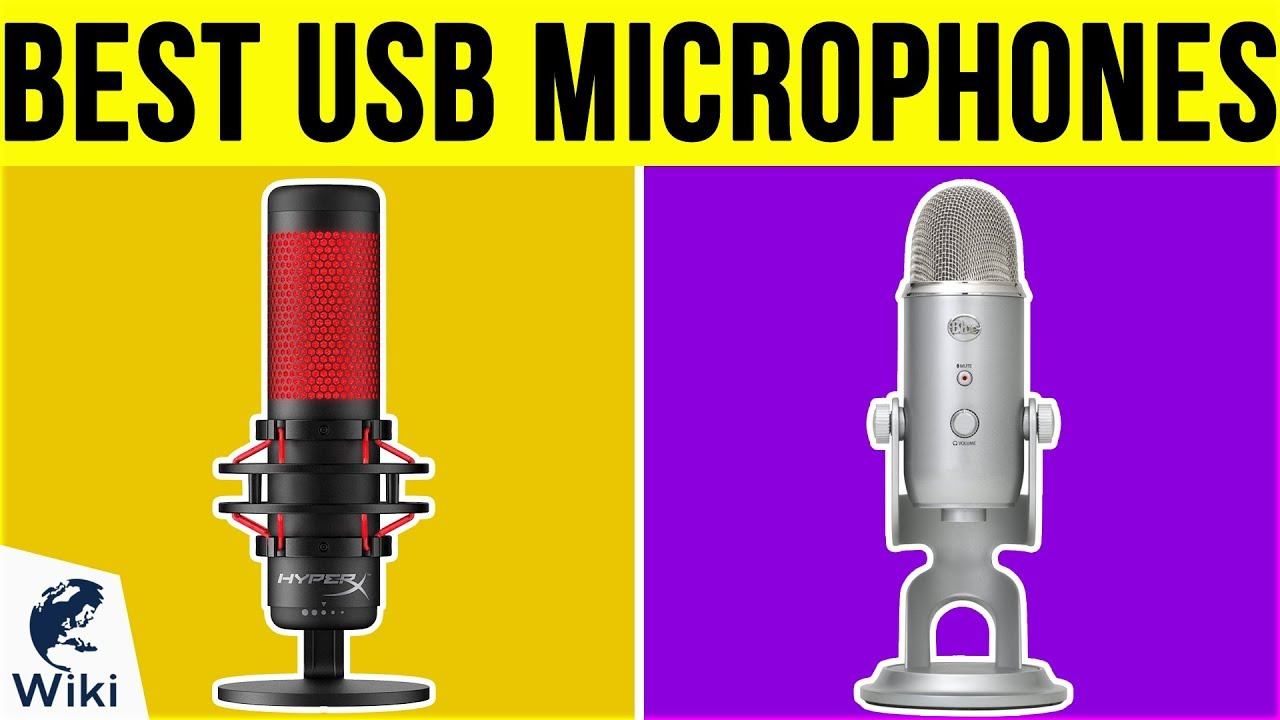 e646878a6b9 Top 10 USB Microphones of 2019 | Video Review