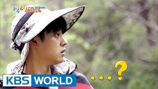 Junyeong gave up study-abroad because of language? [2 Days & 1 Night - Season 3 / 2017.07.16] - Stafaband