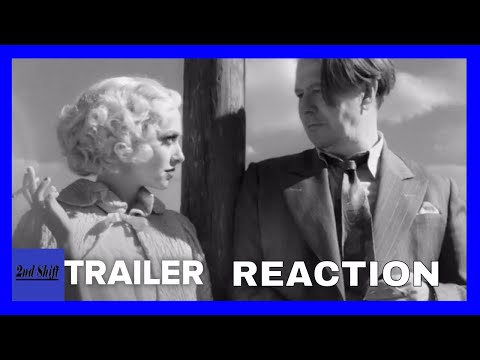 Mank Trailer #1 (2020) – (Trailer Reaction) The Second Shift Review