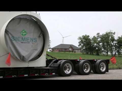 Siemens Canada Wind Power