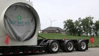 Siemens Canada Wind Power
