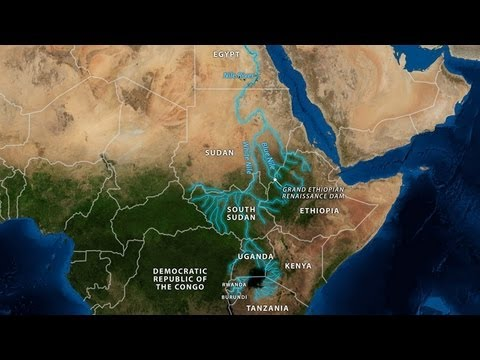 The Geopolitical Impact Of The Nile