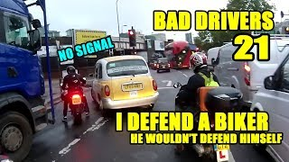Standing up to an Evil Taxi Driver - Bad Drivers 21
