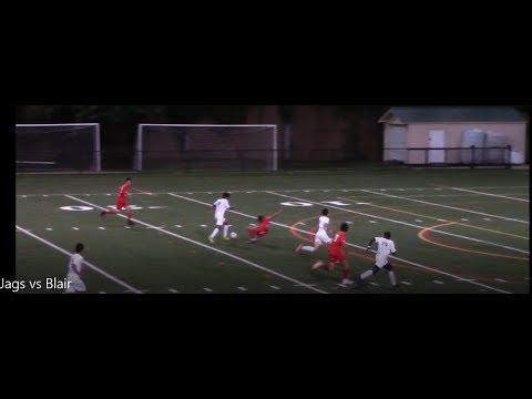 Boys Varsity Soccer HIGHLIGHTS: NW Jags vs.Blair Blazers (Sept. 13, 2018)