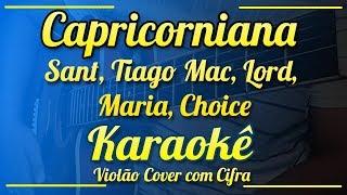 Baixar Capricorniana, Poesia Acústica #3 - Karaokê ( Violão cover com cifra )
