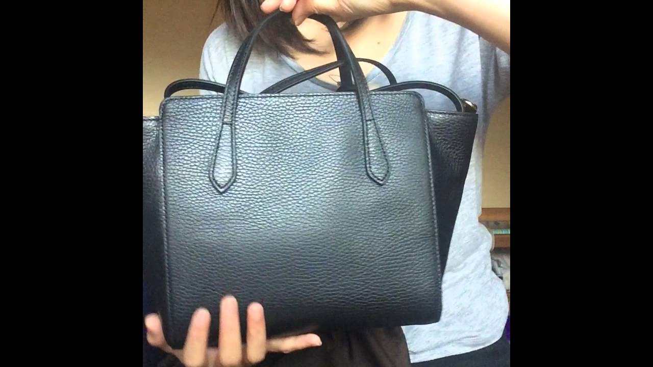 adafd2225d55 Gucci swing mini tote unboxing - YouTube