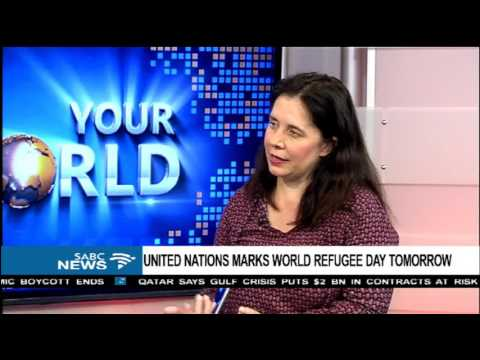 UN marks World Refugee Day on Tuesday