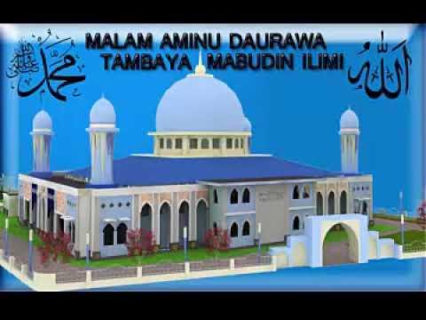 MALAM AMINU DAURAWA TAMBAYA MABUDIN ILIMI KASHI NA 1 (Hausa Songs)