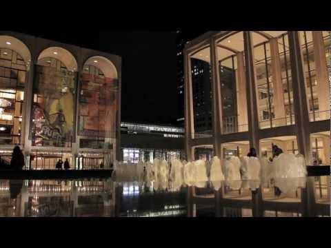 Lincoln Center Low Light