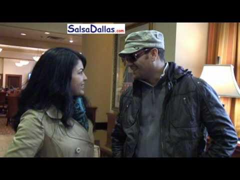 Victor Manuelle SalsaDallas.com Interview...
