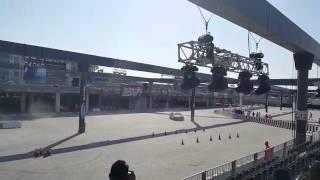 Dubai Motor Festival Drift Crash (Abdo Feghali)