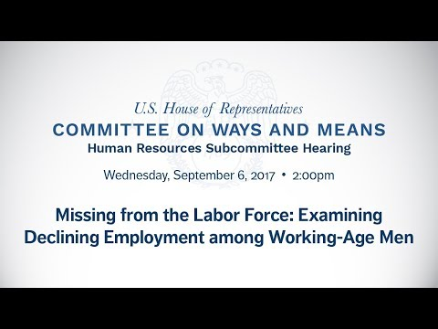 Missing from the Labor Force: Examining Declining Employment among Working-Age Men