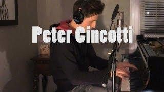 Peter Cincotti - Viva la Vida Cover